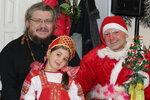 Первое рождественско-новогоднее преставление группы развития и дошкольной подготовки «Гимназия»
