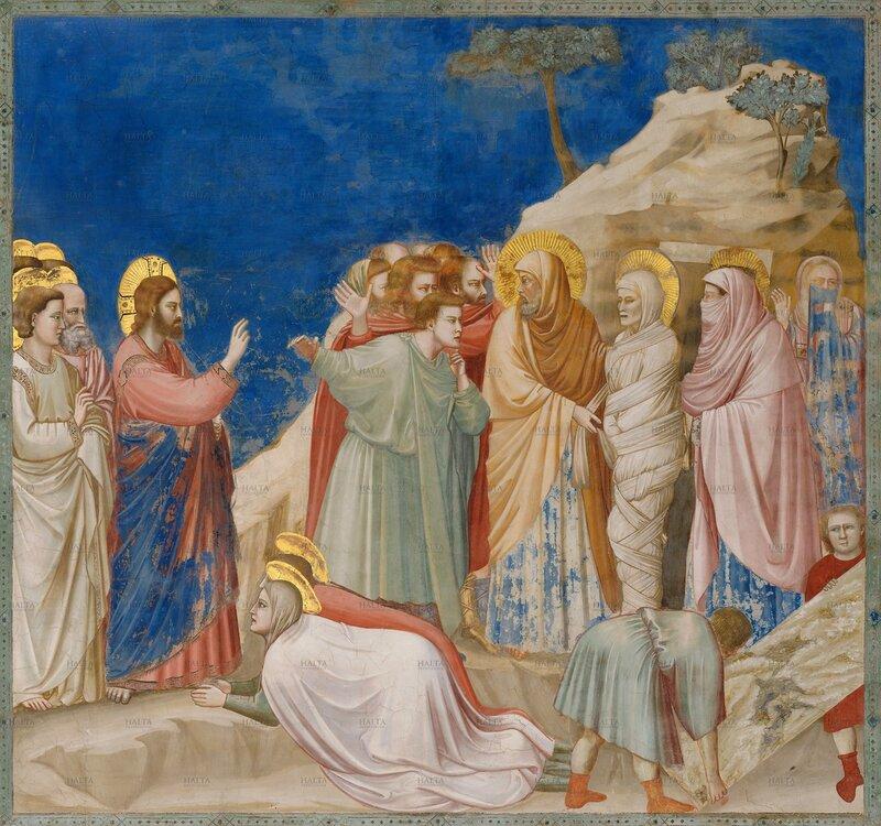 25.Жизнь Христа. Воскрешение Лазаря.jpg