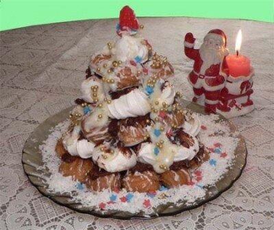 Вкусные Ёлочки для новогоднего стола: фото-идеи