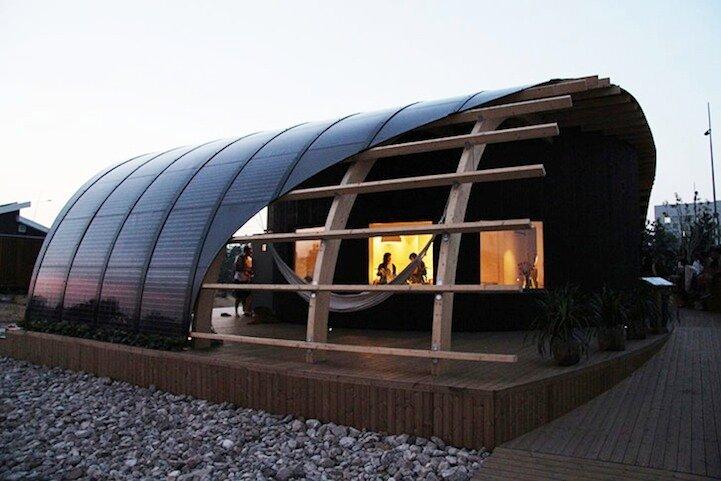 Энергонезависимый экологичный дом