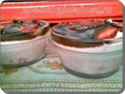 десерт Фатимы