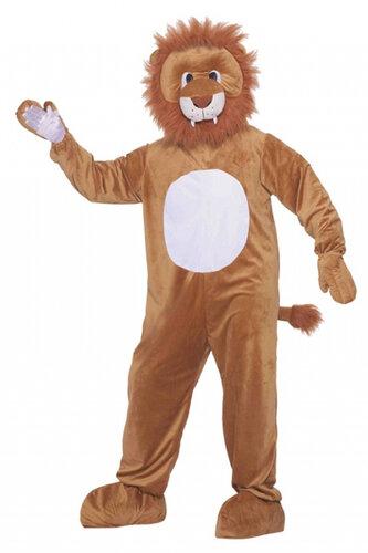 Мужской карнавальный костюм Лев