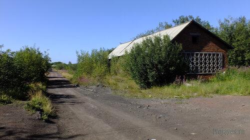 Фото города Инта №5550  Вид в северном направлении от Спортивной 81 06.08.2013_13:44