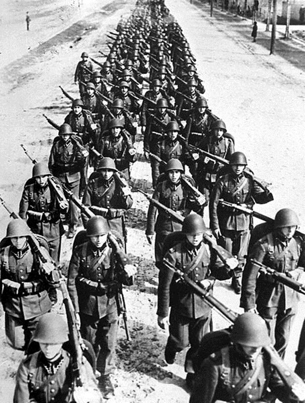 the origins of the second world war in germany Why did germany lose the second world war alex nathan may 2003 by 1939 adolf hitler had been in power for six years in germany the origins of the first world war.