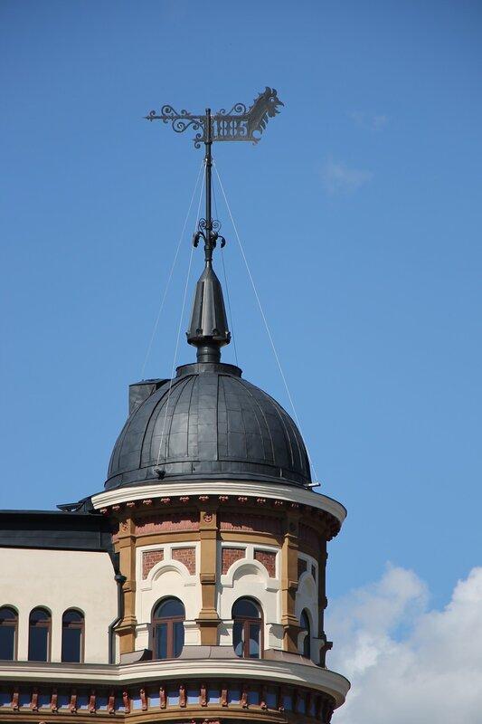 Хельсинки, Набережная Похйойсранта (Pohjoisranta)