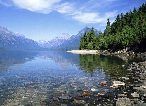 Озера из вод  священной Ганги