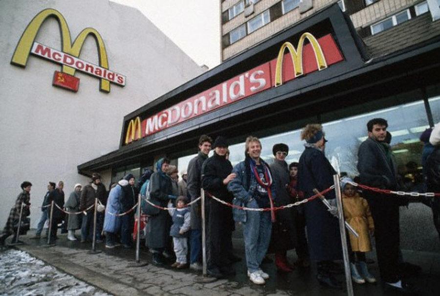mcdonalds management modern bureaucracy