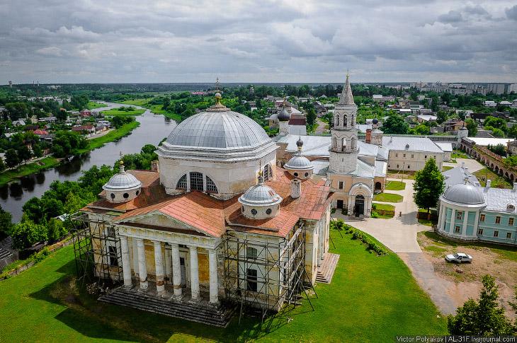 Торжок: истинная красота России (55 фото)