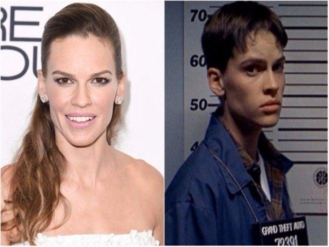 Роль юноши-трансвестита принесла Хилари премии BAFTA,