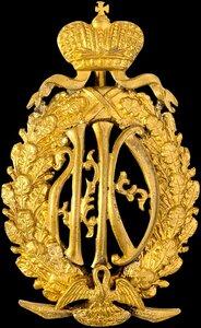 Знак юбилейный Ведомства учреждений Императрицы Марии.