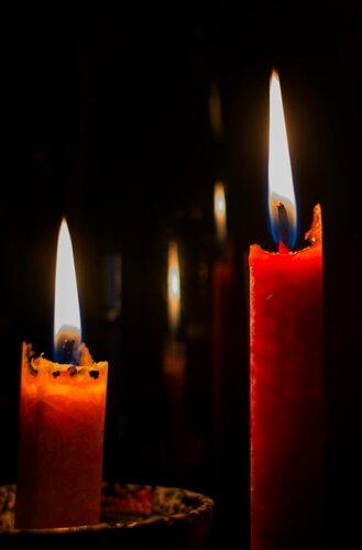 Гори,гори,моя свеча...