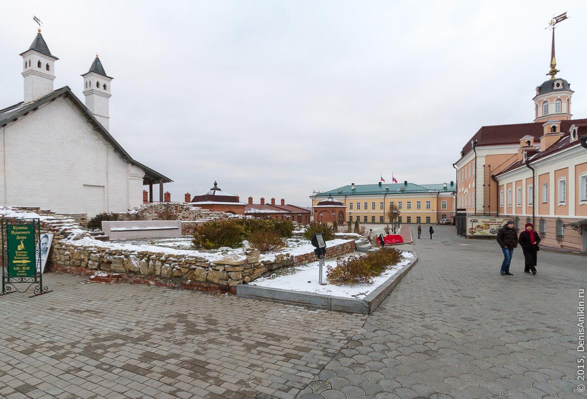 Казанский кремль 16