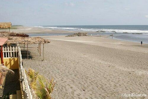 Пляж Лас Пенитас