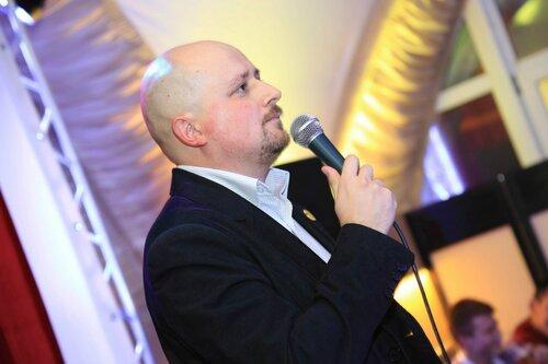 Выступаю на открытии Stand-Up Show