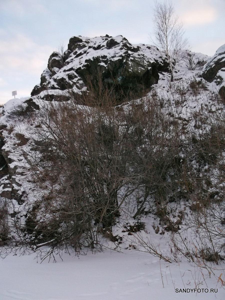 Пугачёвская пещера в Троицке