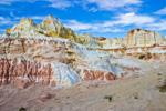 Осенью мы отправились в Восточный Казахстан, с целью отдохнуть вдвоем и насладиться природой. Маршрут пролегал по малым дорожкам (и без дорожек вовсе) в окрестностях Бухтарминского водохранилища и озера Зайсан, включал знаменитые цветные глины Кеин-Керши и не только, а в качестве горной части - Нарымский хребет