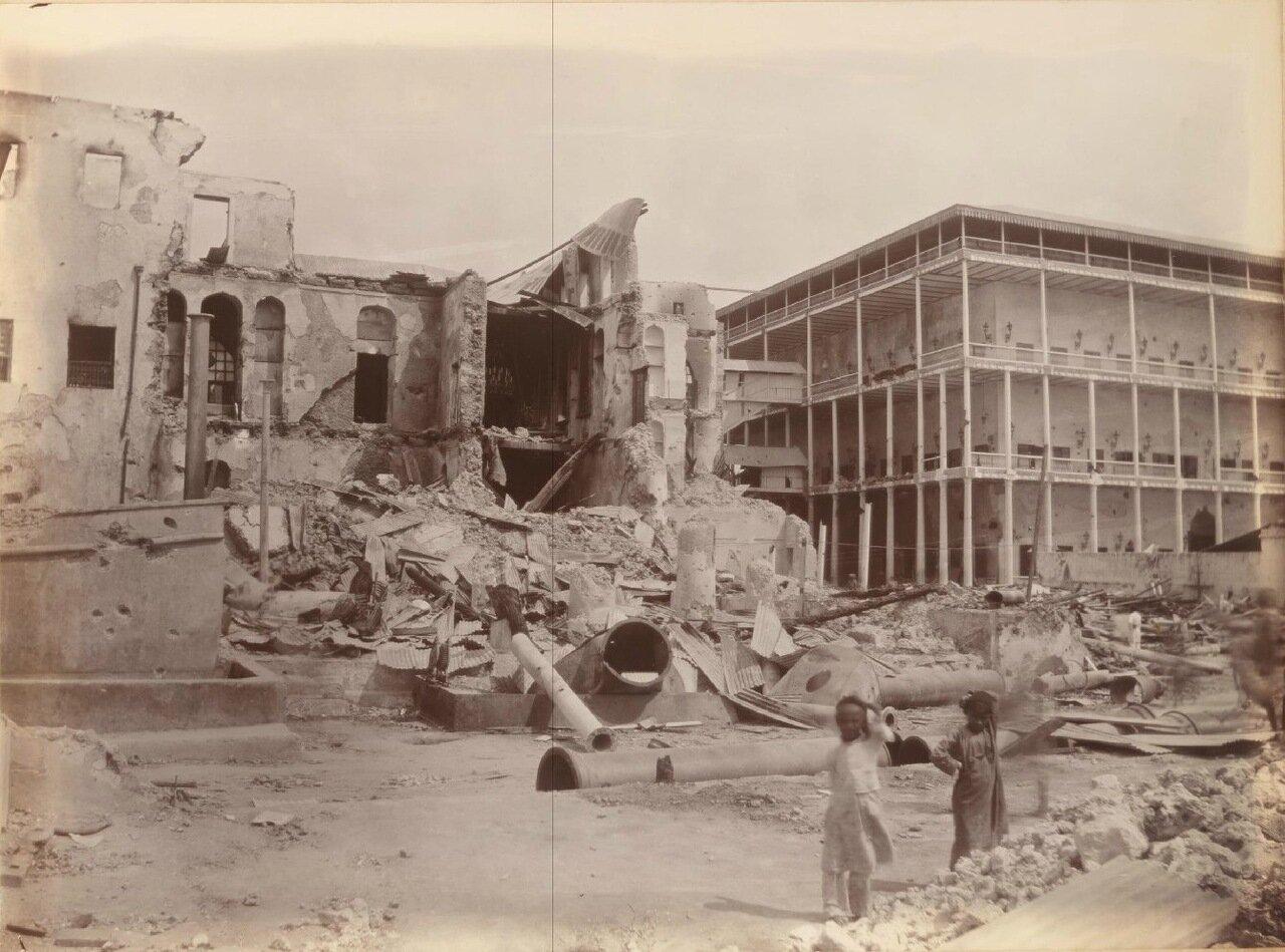 Руины Бейт аль-хукм