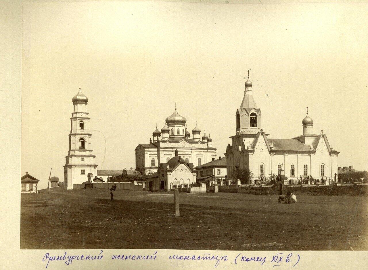 Женский монастырь (конец XIX в.)