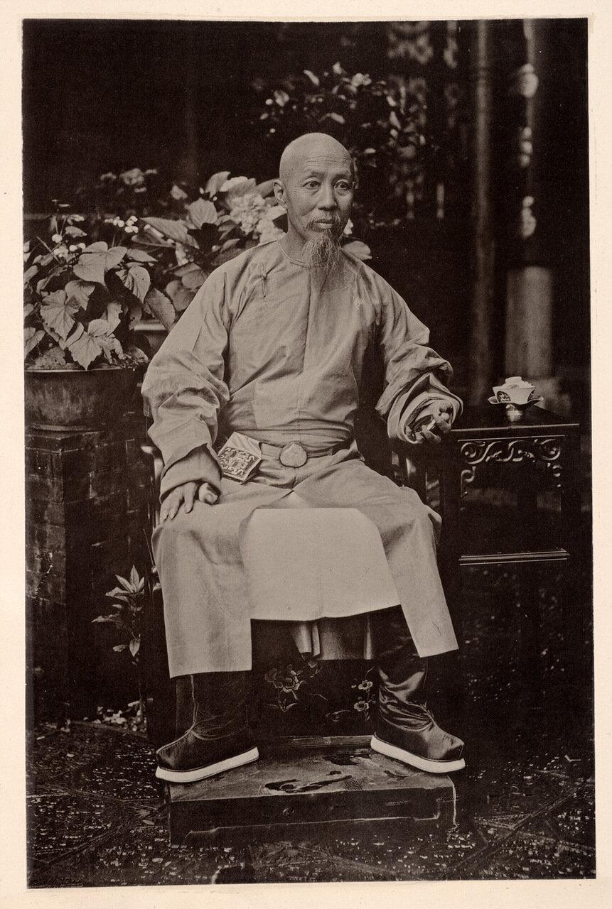 Джу Лин, губернатор провинции Ту Кванг
