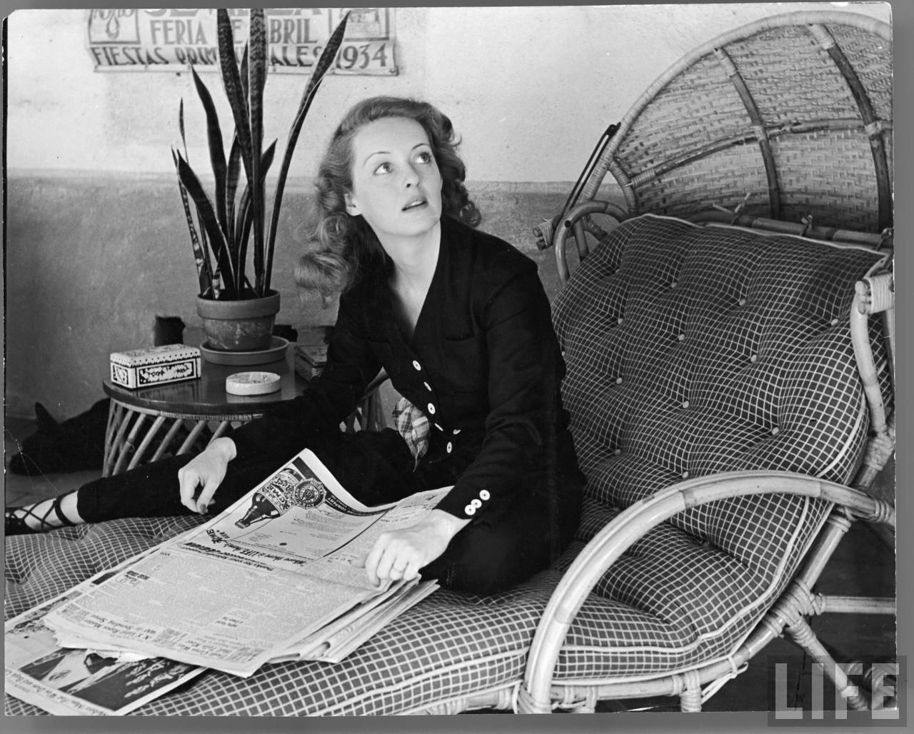 1939. Бетт Дэвис