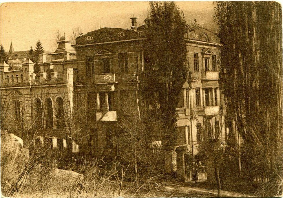 Санаторий имени Н. А. Семашко
