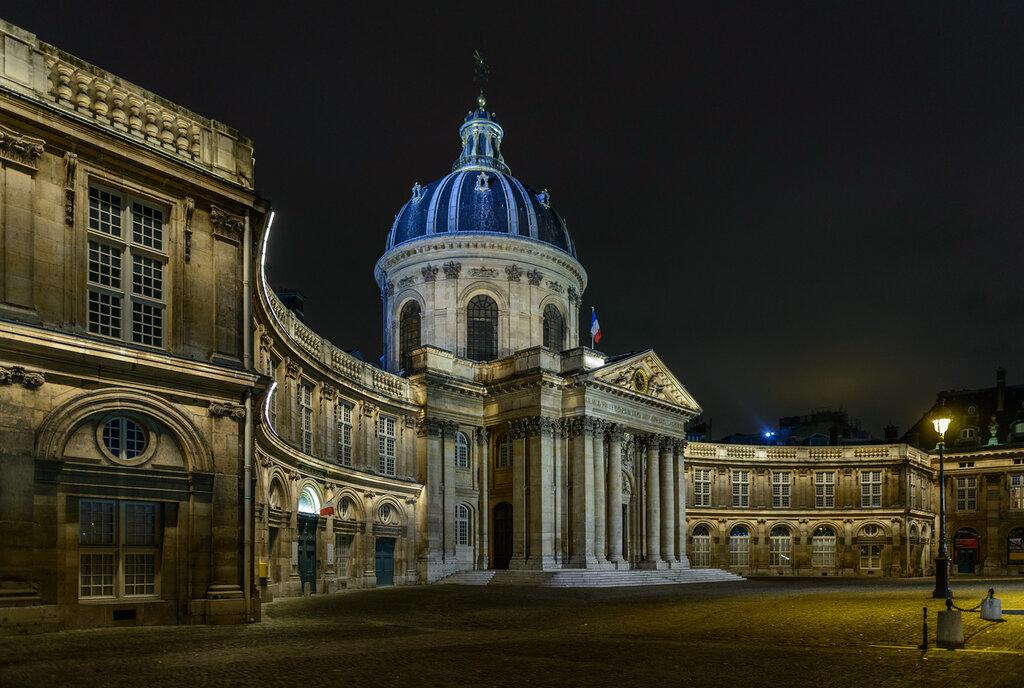 Париж ночь