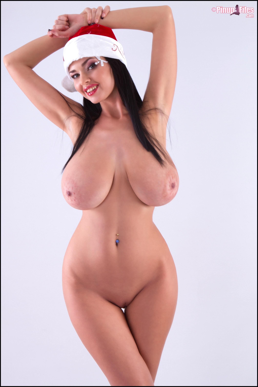 Женская большая голая грудь фото 601-263