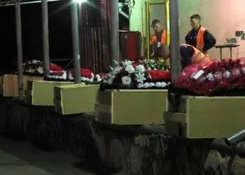 Тела погибших в ж/д аварии в России были доставлены домой