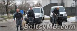 Украинец на автомобиле пытался прорваться в Молдавию
