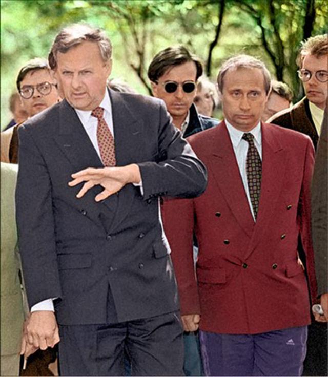 Биография Владимира Путина  Сайт Путина