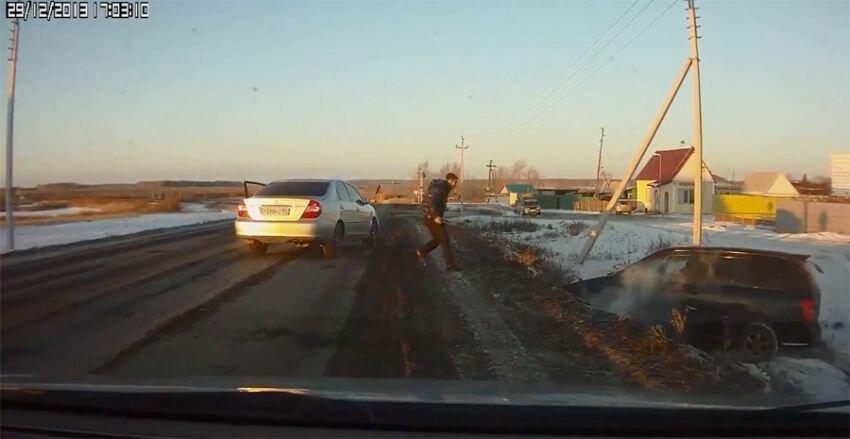 ГТА в пригороде Челябинска