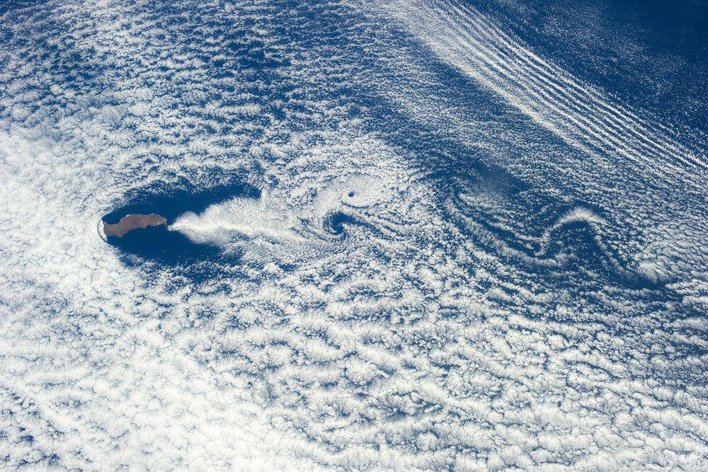 Снимки Земли из Космоса (14 фото)