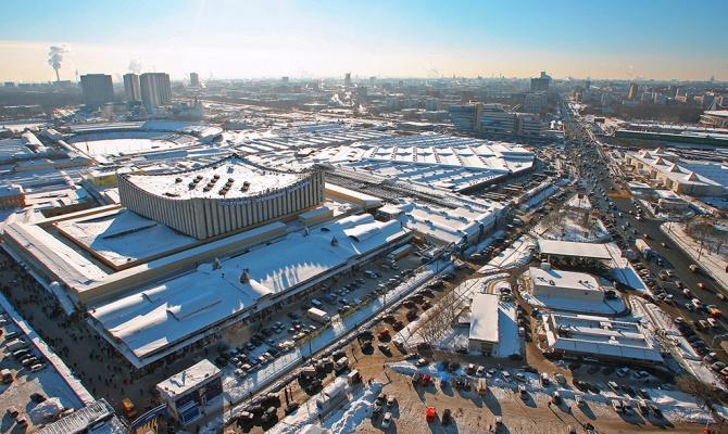 Спортивный кластер станет заменой Черкизовского рынка