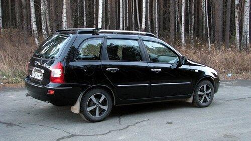 Lada Kalina универсал: объявлен старт продаж
