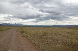 Длинная дорога через долину