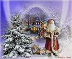 Коллаж новогодний