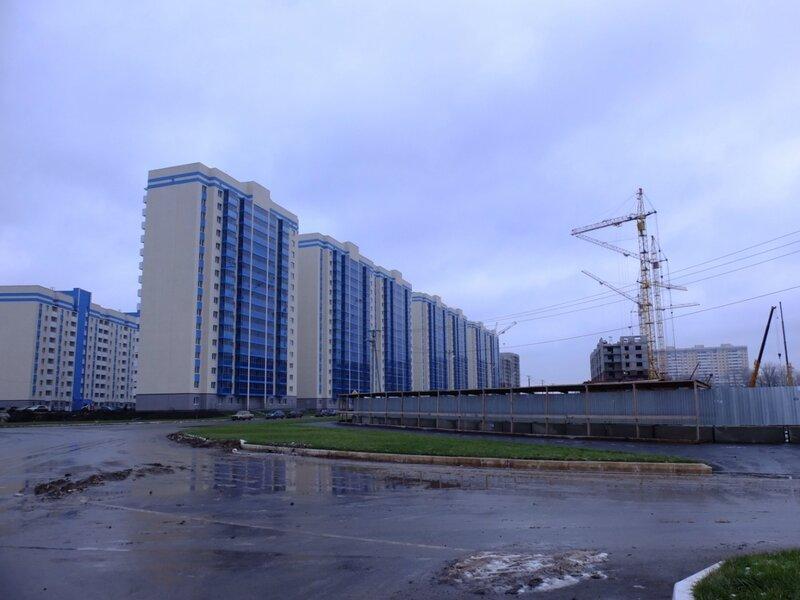 пл. Куйбышева, чапаевская, ЖК Волгарь 380.JPG