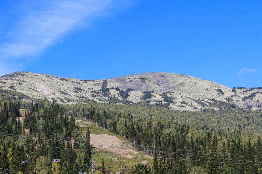 Гора Белки