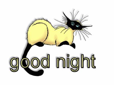 Доброй ночи!
