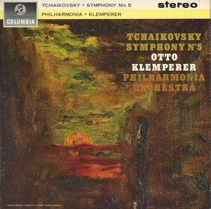 Tchaikovsky. Symphony No. 5 (1963) [Columbia, SAX 2497]
