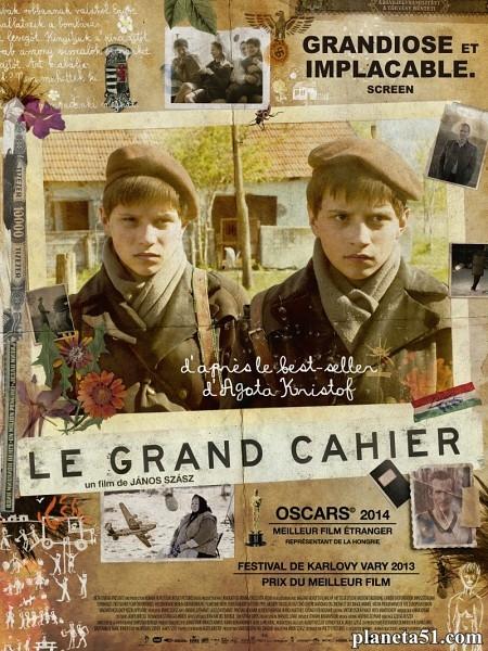 Толстая тетрадь / A nagy füzet (2013/DVDRip)