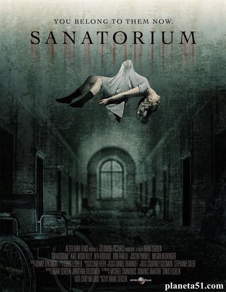 Санаторий / Sanitarium (2013/WEB-DL/WEB-DLRip)