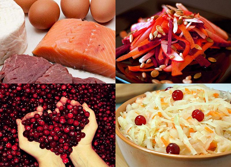 сезонные продукты