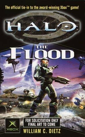 Первоначальный вариант обложки The Flood