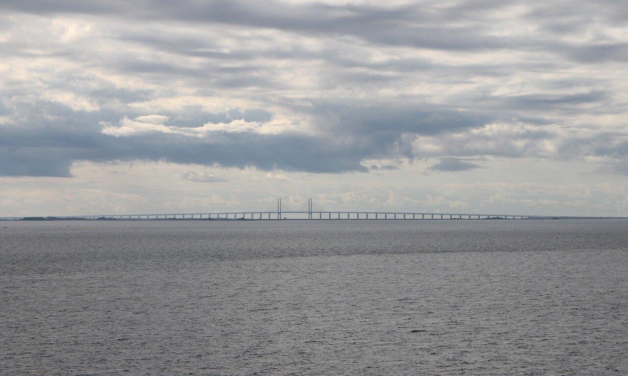 The öresund bridge, the Öresund bridge,