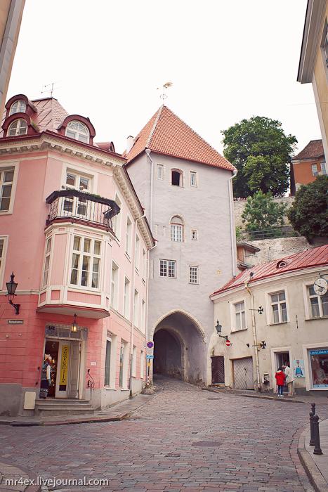 Эстония, Таллин, Старый город Таллина