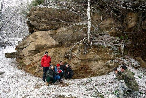 Тиминские скалы, Марийская Швейцария