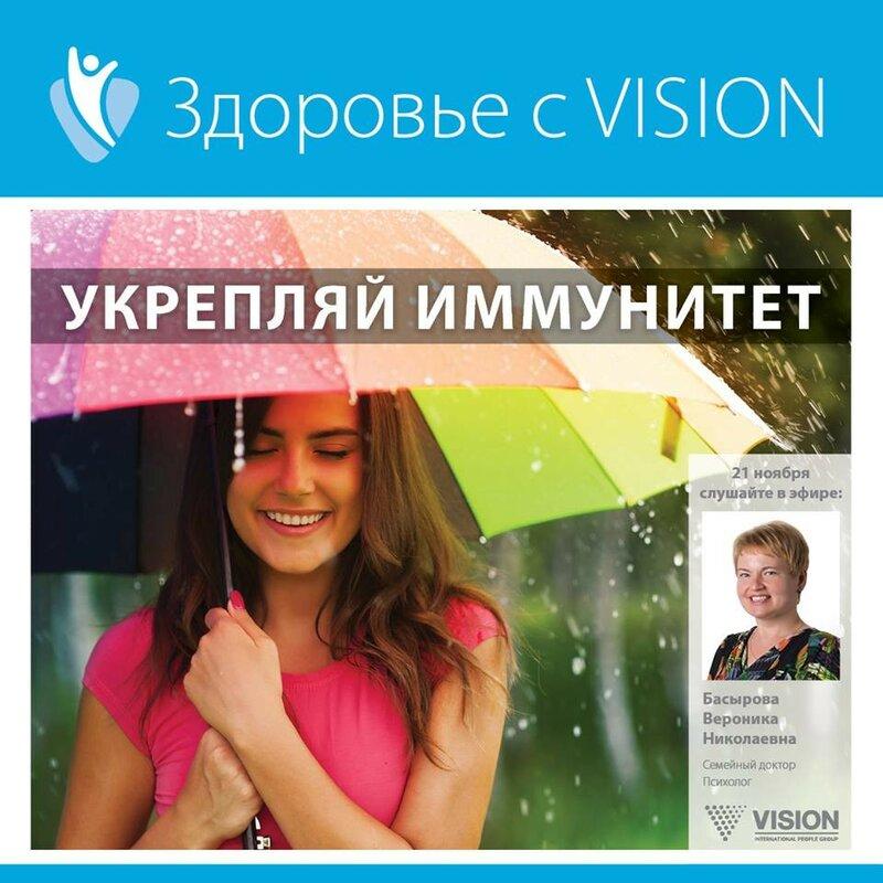 Здоровье с Vision