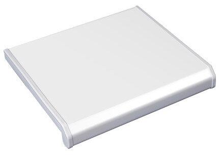 Самые популярные цвета подоконников для пластиковых окон, цвет. Белый
