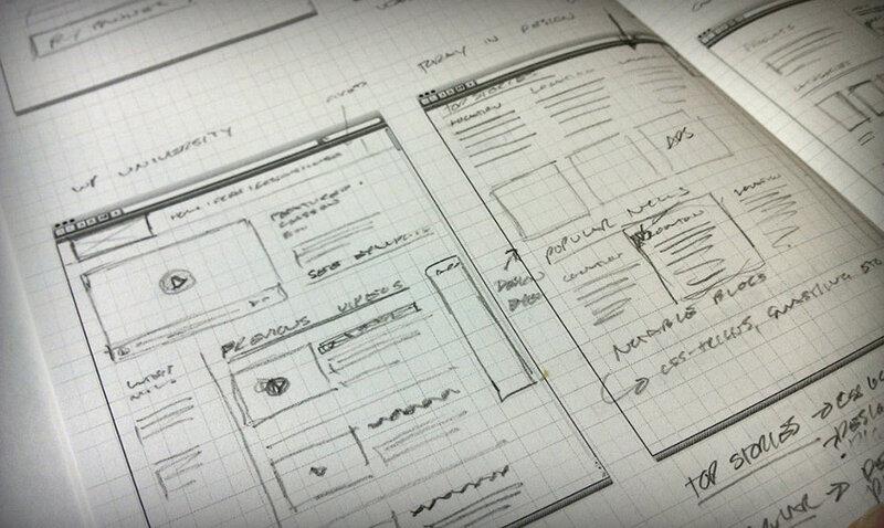 прототипы в веб-дизайне